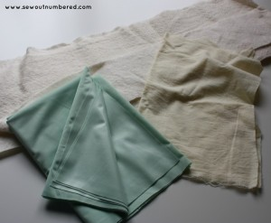 breast nursing pads materials