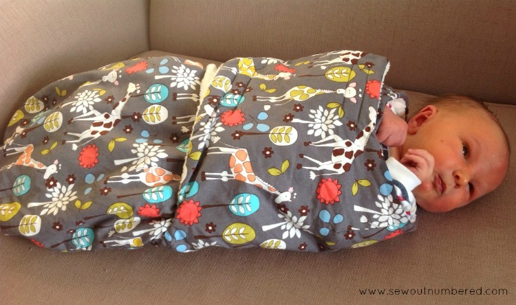 snuggler wrap small size