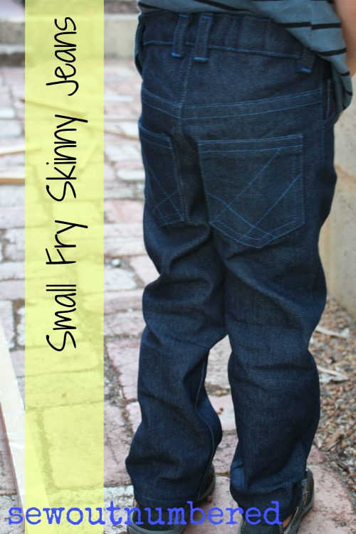 small fry jeans cover