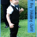 wedding vest and  pants small