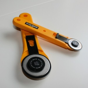 PUL rotary cutter