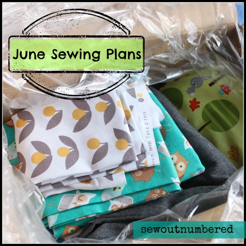 june sewing plans