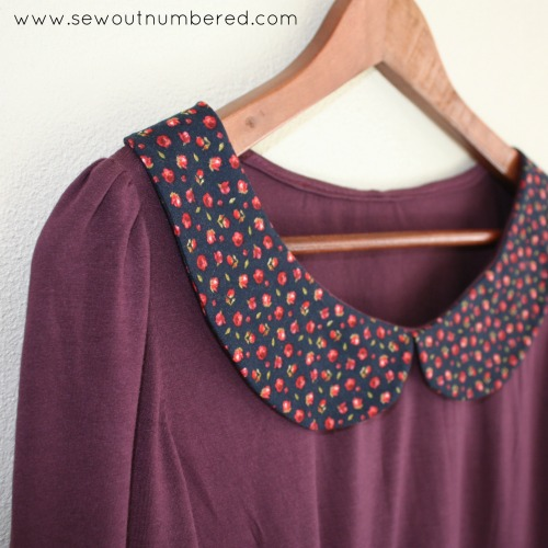 parisian top collar