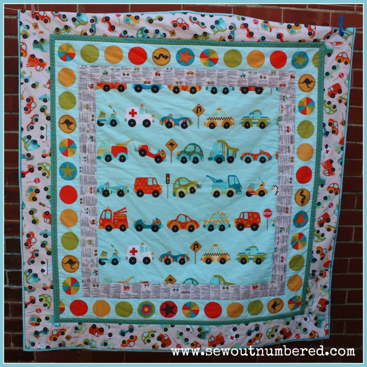 riley blake quilt large