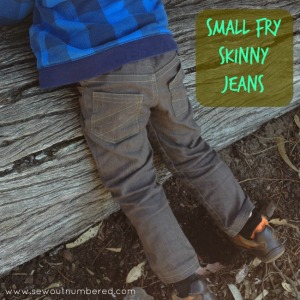 skinny jeans cover small