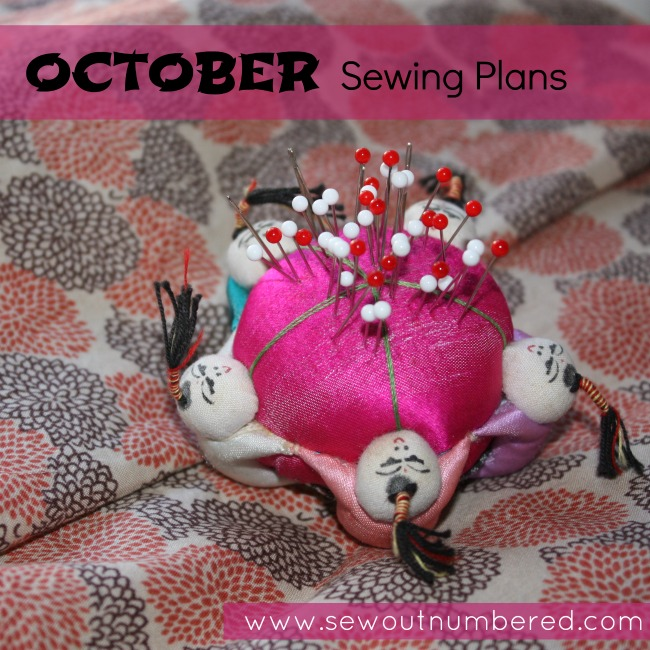 october sewing plans
