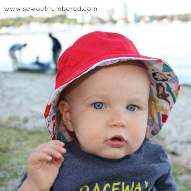 Sewing reversible bucket hats (Free Oliver and S pattern) - Sew ... af62da021ae