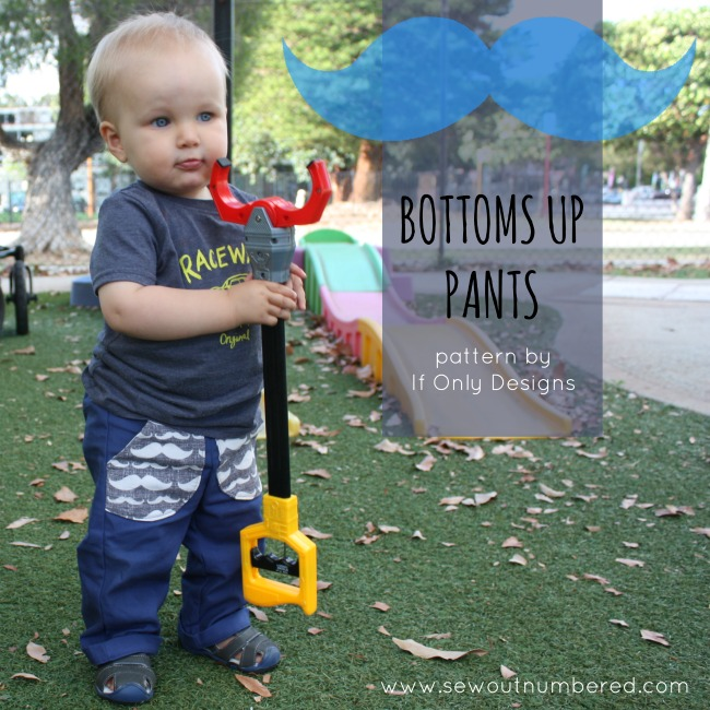 bottoms up pants cover