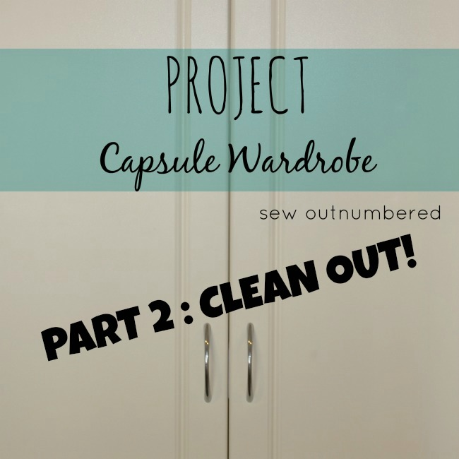 project capsule wardrobe PART 2