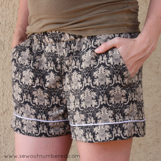 carolyn pj shorts front 3