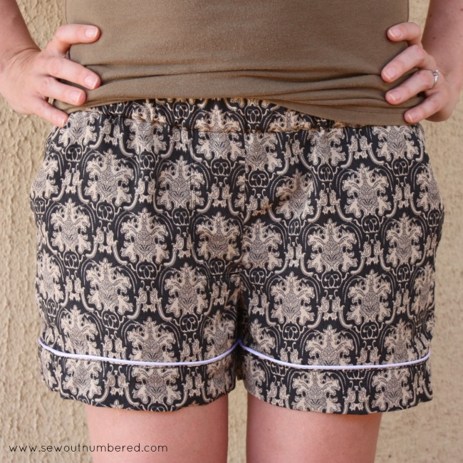 carolyn pj shorts front 4