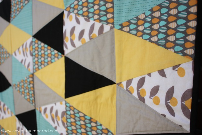 triangle quilt 5