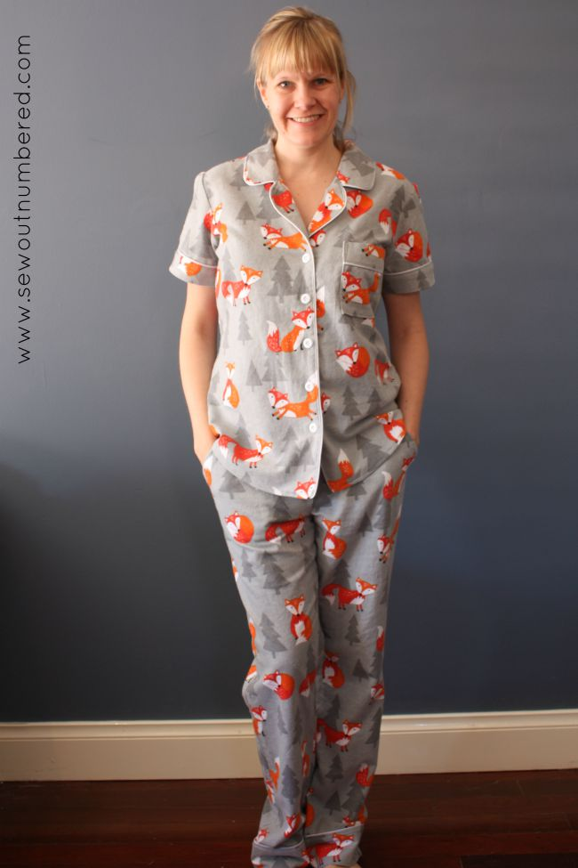 carolyn pajamas full length