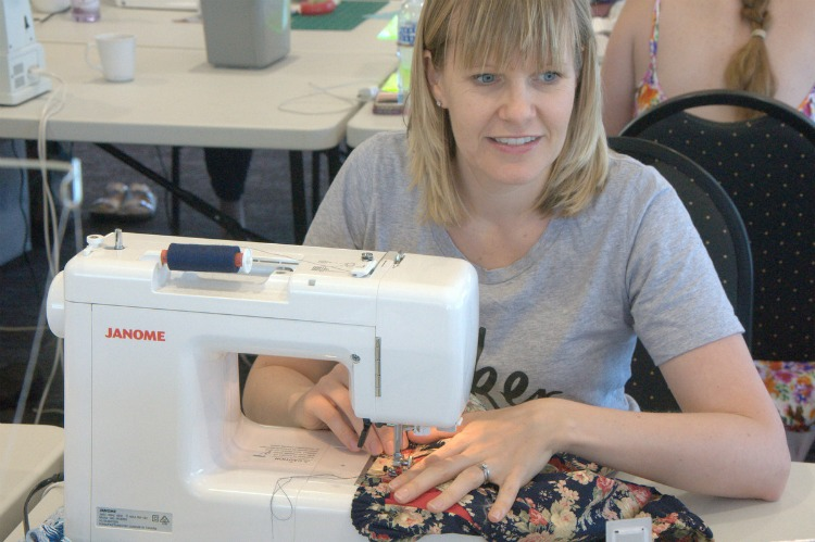 sewing retreat 2015 nat sewing